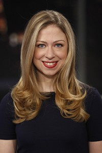Chelsea Clinton, vice chair of the Clinton Foundation, will be a featured speaker at the 8th biennial Childhood Obesity Conference that will be held June 29, 2015 thru July 2, 2015 in San Diego, Calif.  Photo Credit:  Childhood Obesity Conference